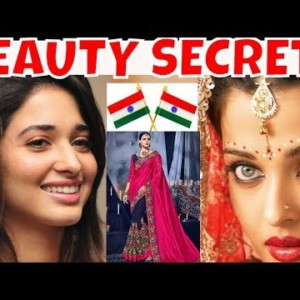 Beauty Secrets and Tips Of Indian Women You Need To Know .