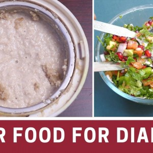 Superfood Recipes For Help To Control Diabetes
