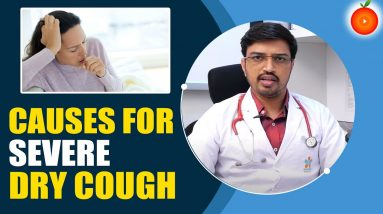 How To Get Rid Of Dry Cough? || #AskYourDoctor